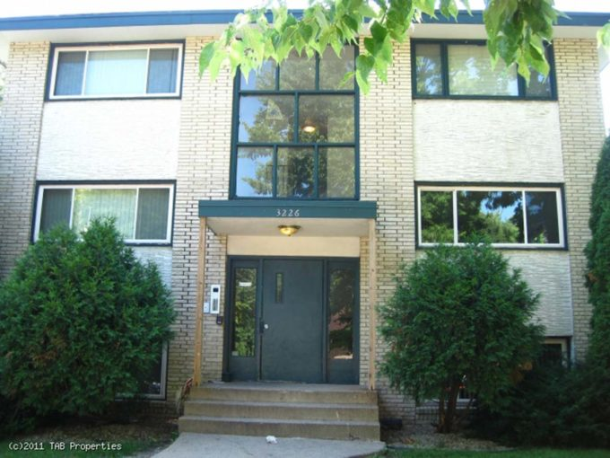 Minneapolis Apartment for Rent 3226 Minnehaha Avenue South