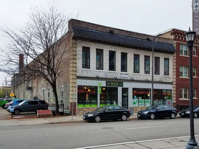 Commercial Space for Rent 609 South 10th Street